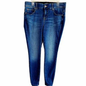 Torrid Size 14 Bombshell Skinny Stretch Jeans